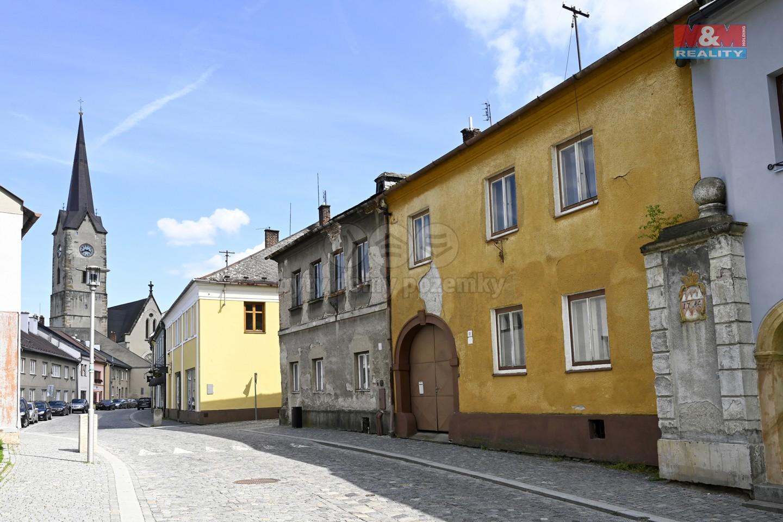 Prodej, obchodní objekt, Mohelnice, ul. Třebovská