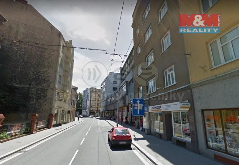 Pronájem, byt 3+1, 120 m2, Ostrava, ul. Sokolská