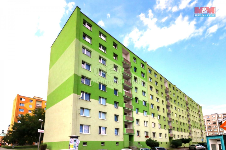 Prodej, byt 3+1, 69 m2, DV, Jirkov, ul. U Stadionu