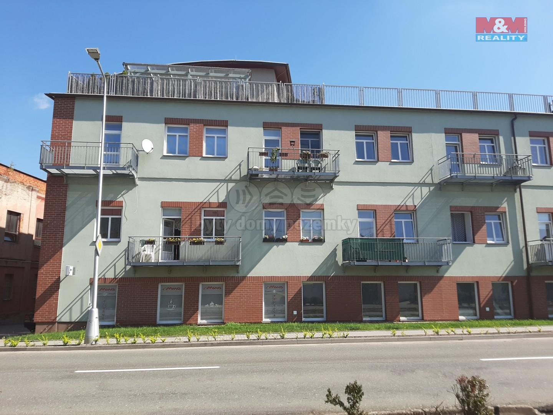 Prodej, obchodní objekt, Týniště nad Orlicí, ul. Na Netřebě