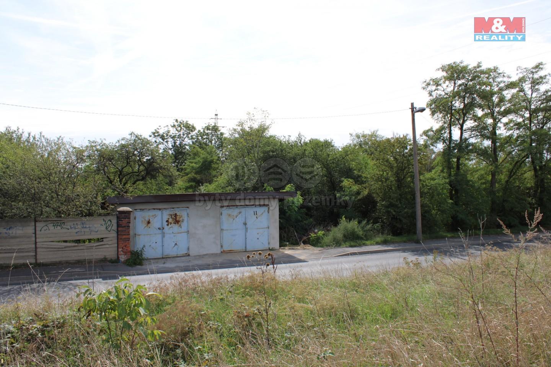 Prodej, garáž, Kladno, ul. Na kopci