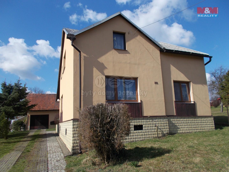 Prodej, rodinný dům, 6+1, Ženklava