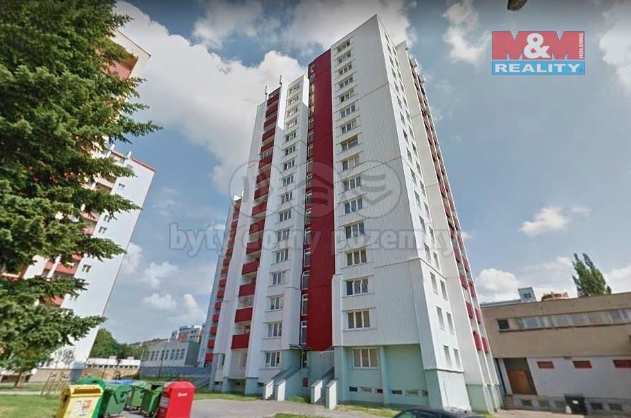 Pronájem, byt 1+kk, 29 m2, Moravská Ostrava, ul. 30. dubna
