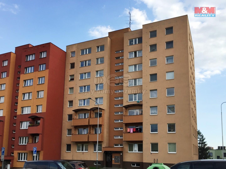 Prodej, byt 1+kk, 38 m², Ostrava, ul. Bedřicha Nikodema