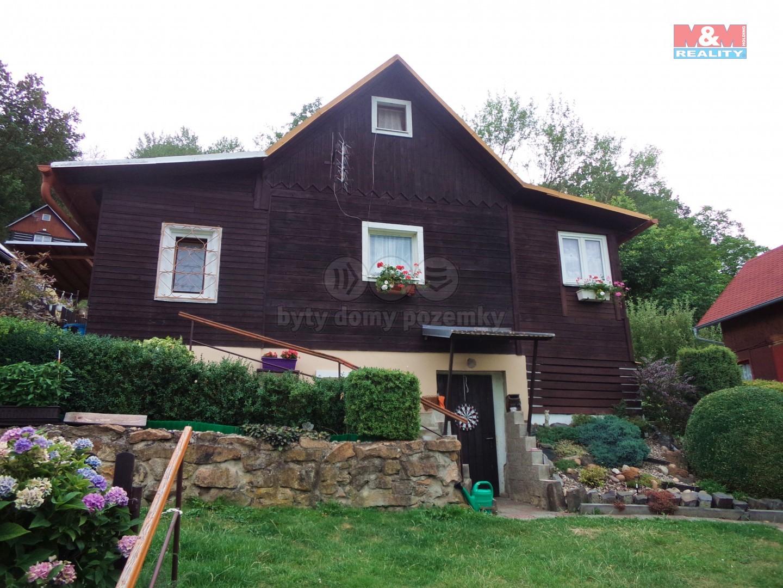 Prodej, chata se zahradou, 643 m2, Velké Březno