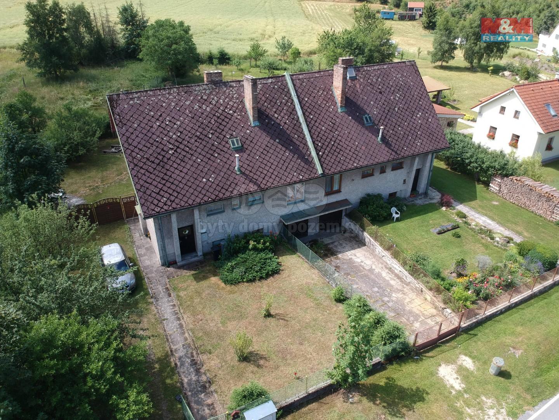 Prodej, rodinný dům, Český Rudolec, Matějovec