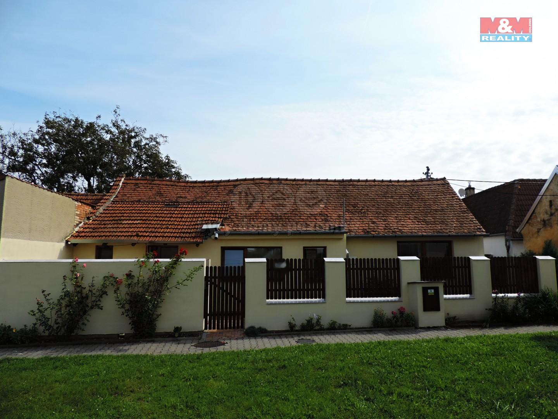 Prodej, rodinný dům, 133 m2, Hodějice