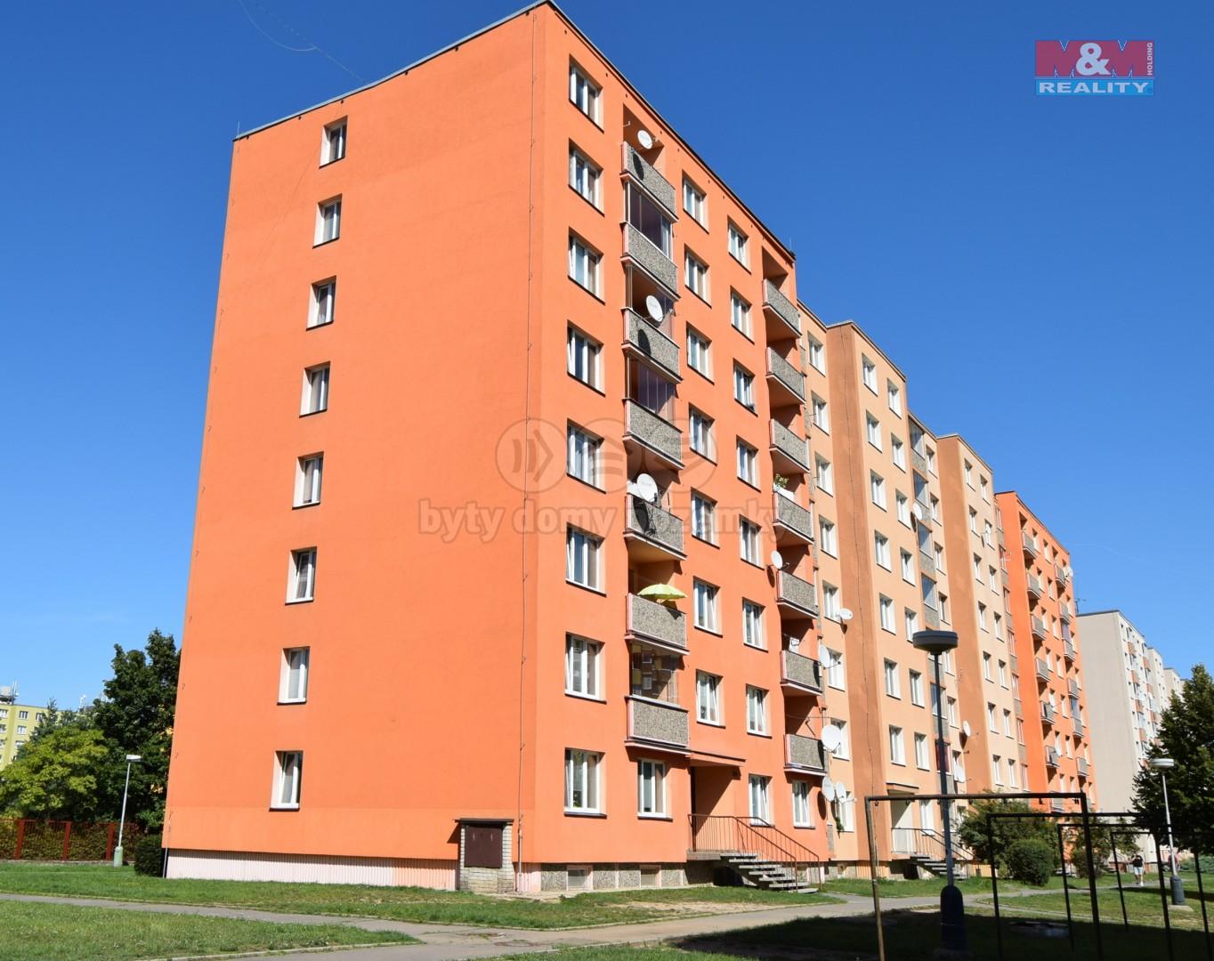 Prodej, byt 2+1, 62 m², Žatec, ul. Jabloňová