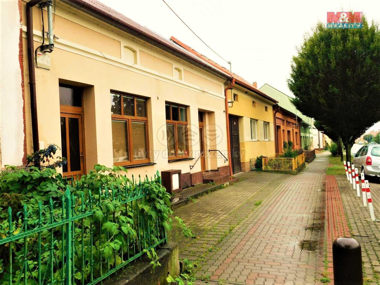 Prodej, rodinný dům, Moravská Nová Ves, ul. Dolní