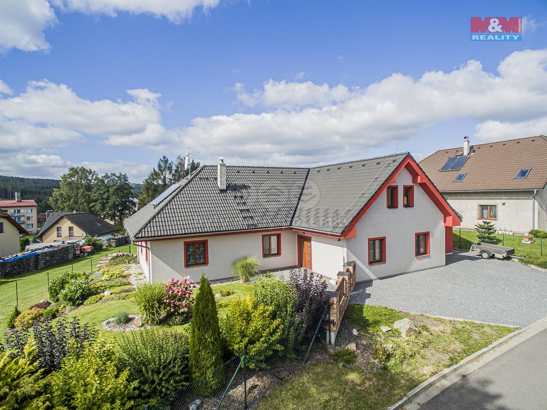 Prodej, rodinný dům, Trhová Kamenice, ul. Svárovská