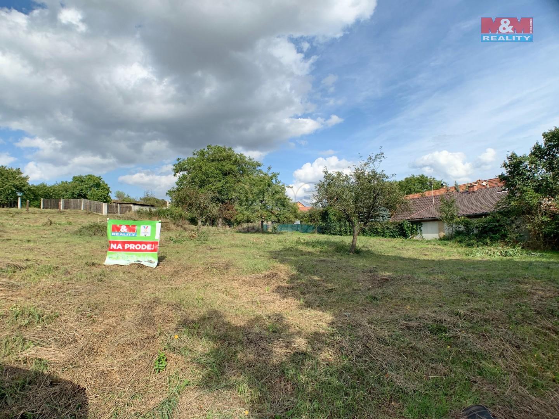 Prodej, stavební parcela, 815 m², Blšany, ul. Žatecká