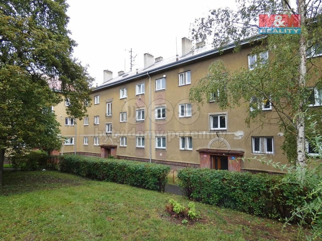 Prodej, byt 2+1, 57 m², Ústí nad Labem, ul. Pod Školou