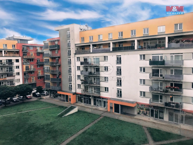 Pronájem, byt 2+kk, 56 m², Ostrava, ul. U Soudu