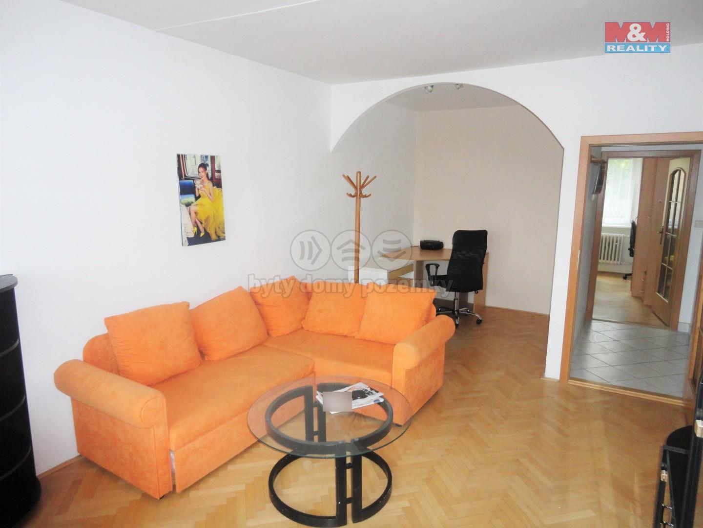 Pronájem, byt 2+1, 57 m², Brno, ul. Provazníkova
