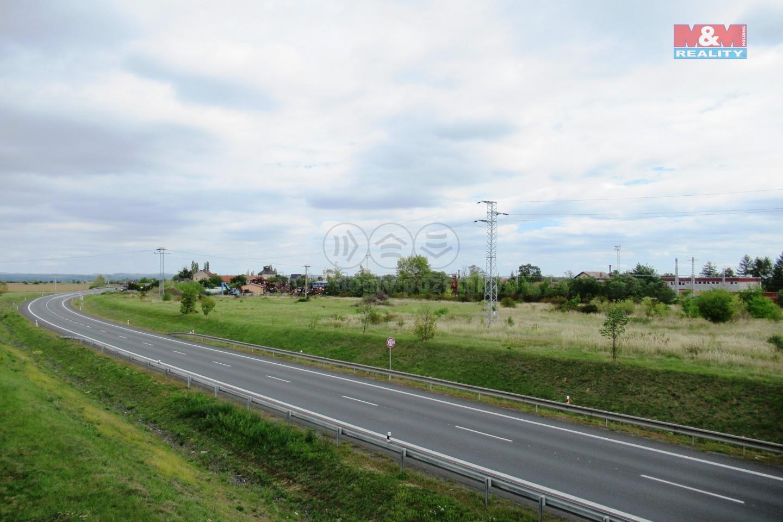 Prodej, komerční pozemek, 8433 m2, Spomyšl