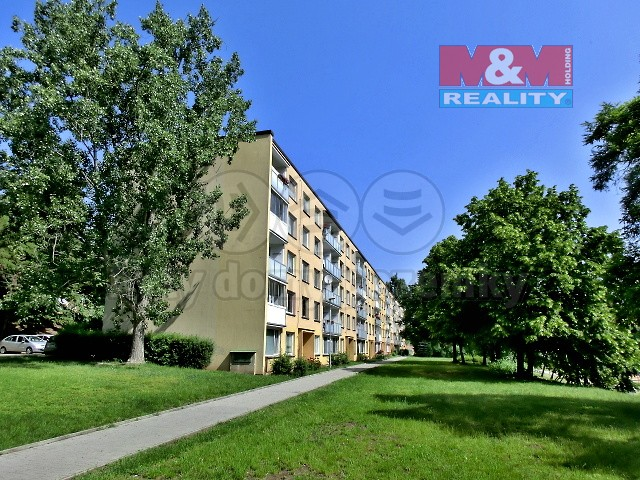 Prodej, byt 4+1, 77 m2, OV, Kadaň, ul. Husova