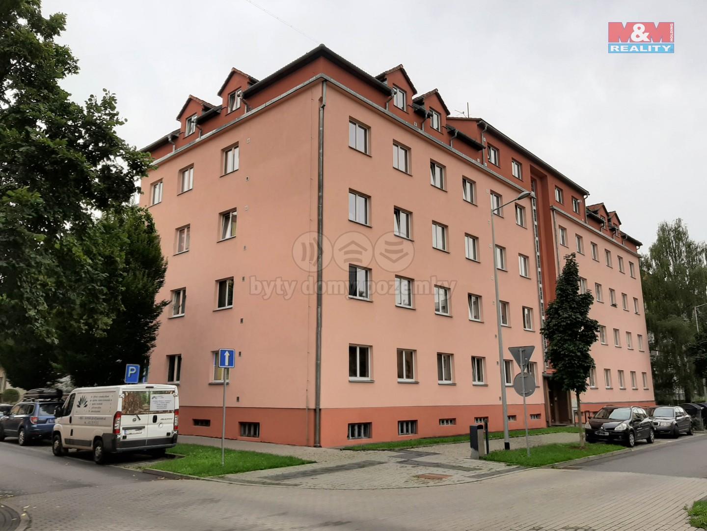 Prodej, byt 1+1, 35 m2, Vsetín, ul. Sušilova
