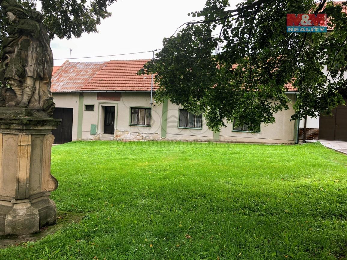 Prodej, rodinný dům, 1424 m², Švábenice