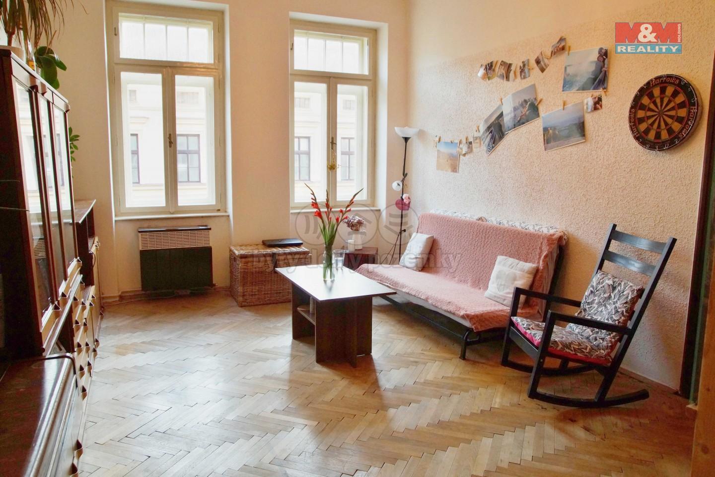 Prodej, byt 2+1, 75 m², Brno - město