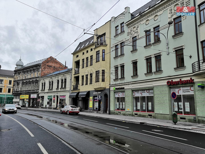 Pronájem, obchod a služby, Ostrava, ul. Nádražní