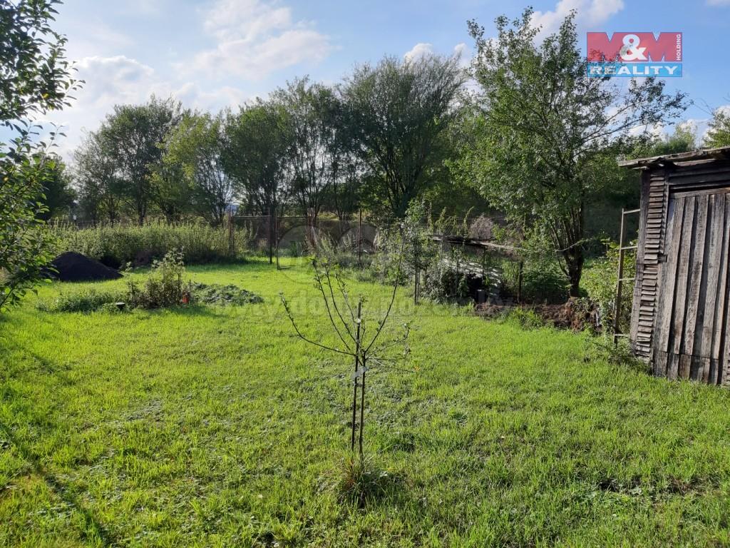Prodej, zahrada, 350 m2, Chrudichromy