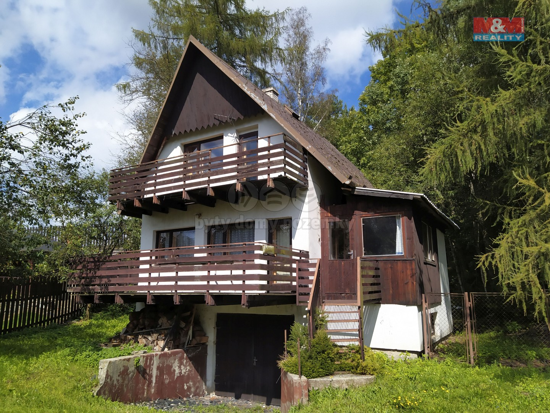 Prodej, chata, 62 m2, Melč
