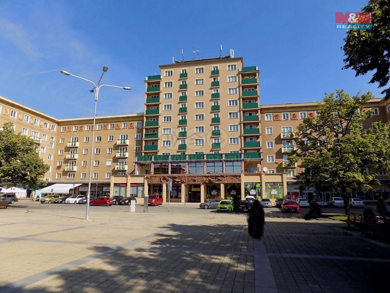 Prodej, byt 1+1, 40 m², Ostrava, ul. Alšovo náměstí