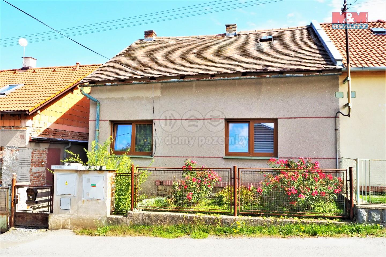 Prodej, rodinný dům, Hroubovice