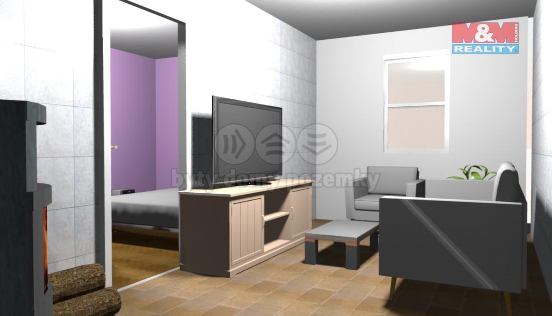 Prodej, byt 3+1, 87 m², Ostrava, ul. Zengrova