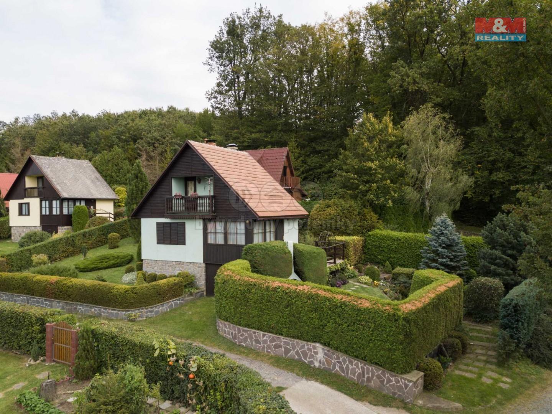 Prodej, chata 3+KK, 362 m2, Hvězdlice u Vyškova