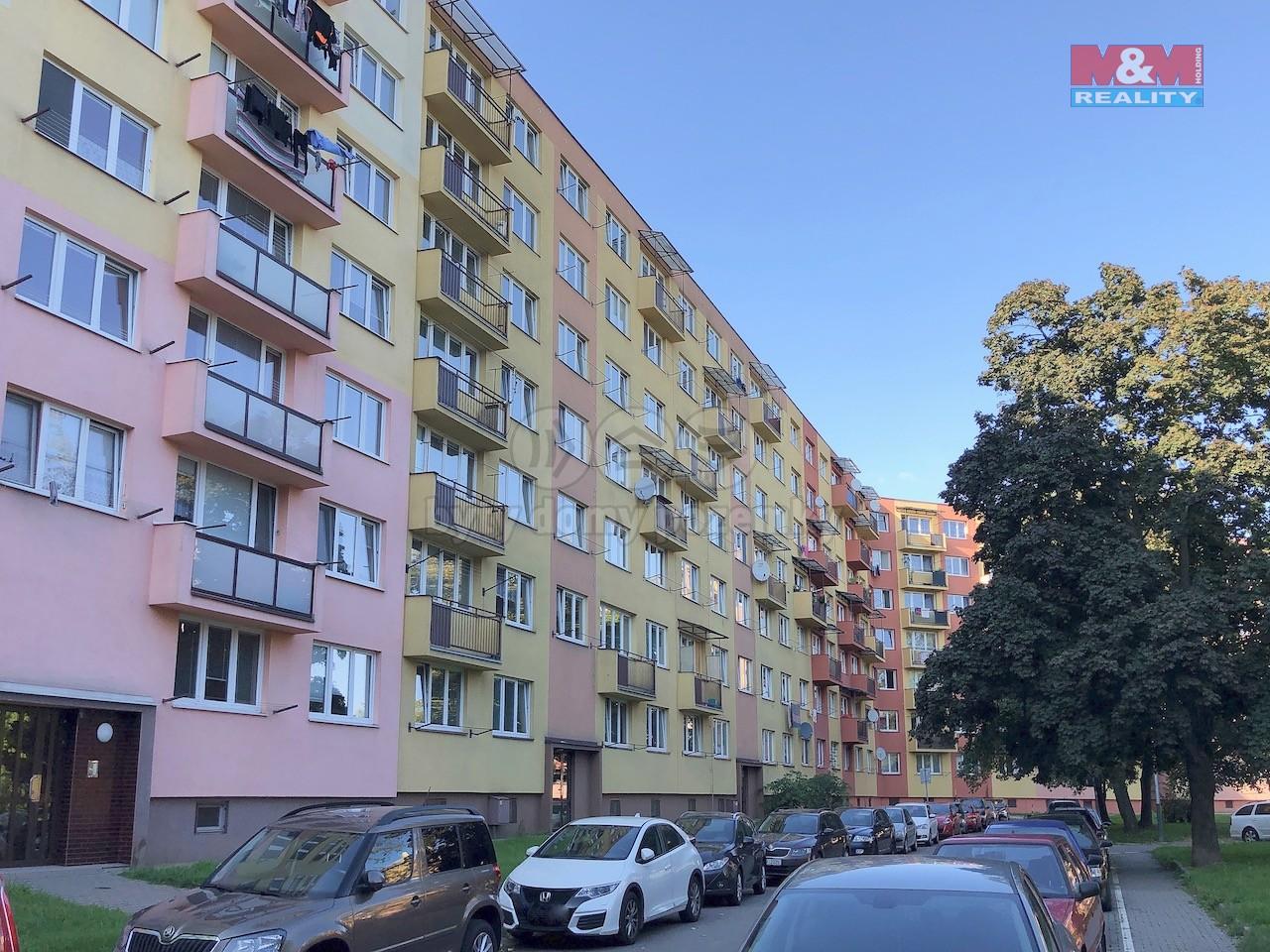 Prodej, byt 1+1, 36 m², Ostrava, ul. Výškovická