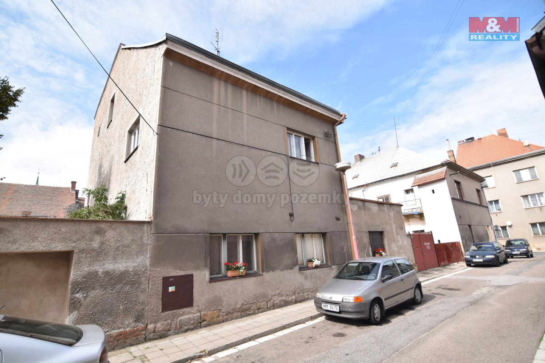 Prodej, rodinný dům, Nový Bydžov, ul. Čelakovského