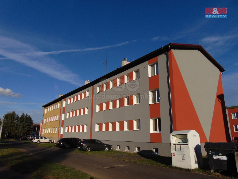 Prodej, byt 1+1, OV, 42 m2, Kryry, ul. Hlavní