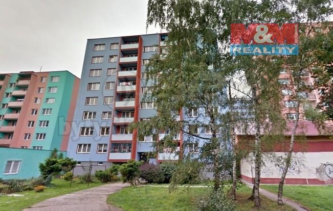 Pronájem, byt 1+kk, 28 m2, Moravská Ostrava, U Parku