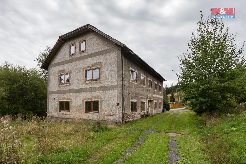(Prodej, nájemní dům, 1110 m², Břidličná, ul. Lesy), foto 1/30