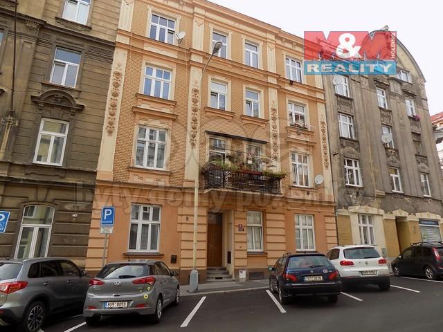 Pronájem, byt 3+1, 75 m², Děčín, ul. Bezručova