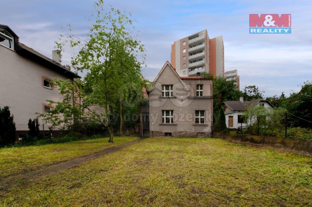 Prodej, rodinný dům, 530 m², Praha, ul. Na Okrouhlíku