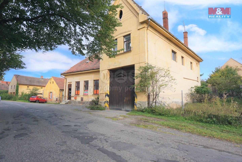 Prodej, výrobní objekt, 400 m², Ves Touškov