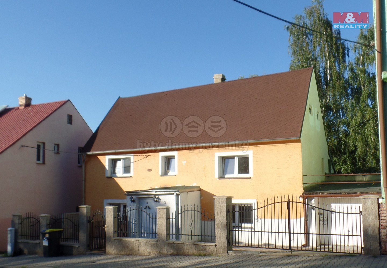 Prodej, rodinný dům, 205 m², Dubí, ul. Mírová
