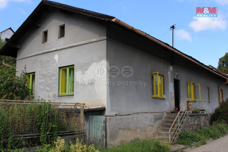 Prodej, rodinný dům 4+1, 872 m2, Skřípov