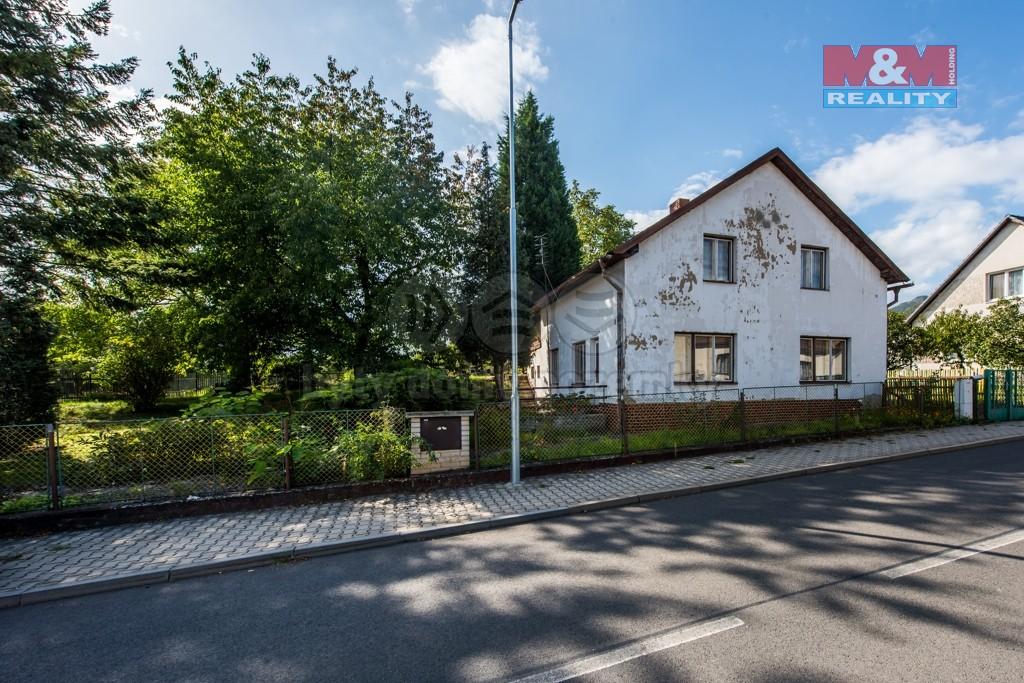 Prodej, rodinný dům, 140 m², Chotiměř