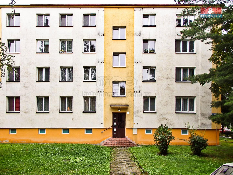 Prodej, byt 2+1, Ostrava, ul. Karla Pokorného