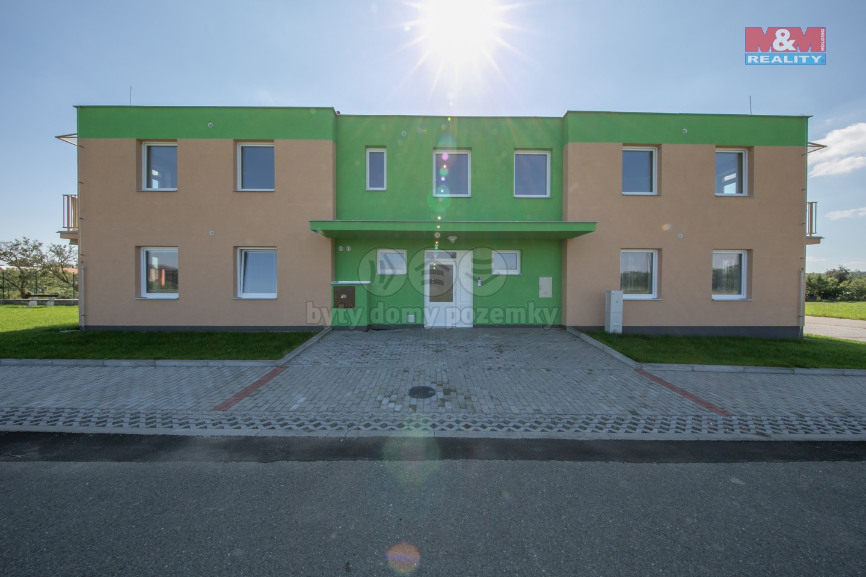 Pronájem, byt 1+kk, 27 m², Záříčí