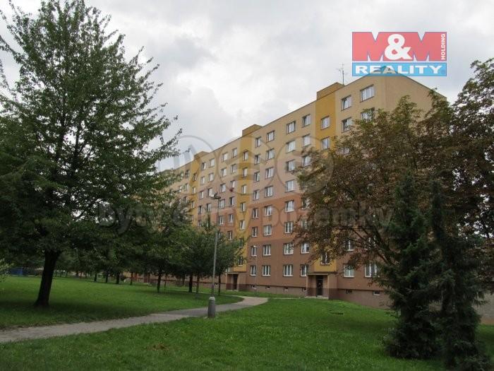 Pronájem, byt 1+kk, 28 m2, Moravská Ostrava, ul. Gen. Píky