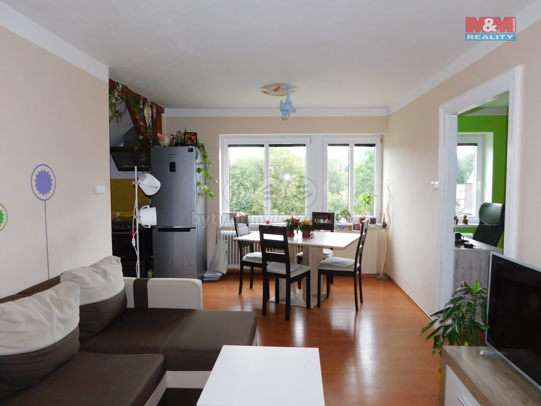 Pronájem, byt 3+kk, 75 m2 , Jablonec nad Nisou