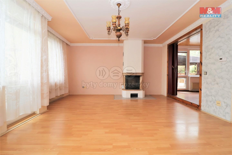 Prodej, rodinný dům 200 m2, Karlovy Vary - Bohatice
