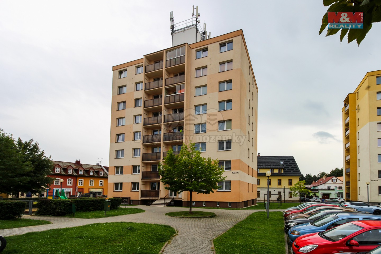 Prodej, byt 3+1, 72 m2, DV, Jeseník