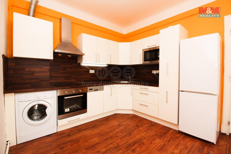 Pronájem, byt 2+kk, 60 m², Brno, ul. Dobrovského