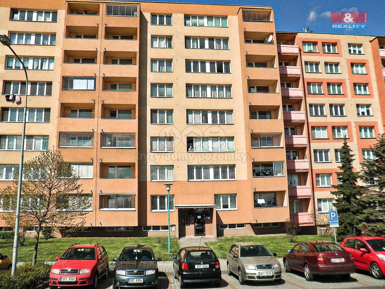 Pronájem, byt 3+1, 77 m2, Ostrava, ul. Hornopolní