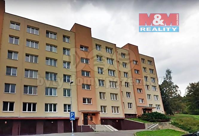 Pronájem, byt 1+1, 38 m2, Ostrava - Poruba, ul. Slavíkova